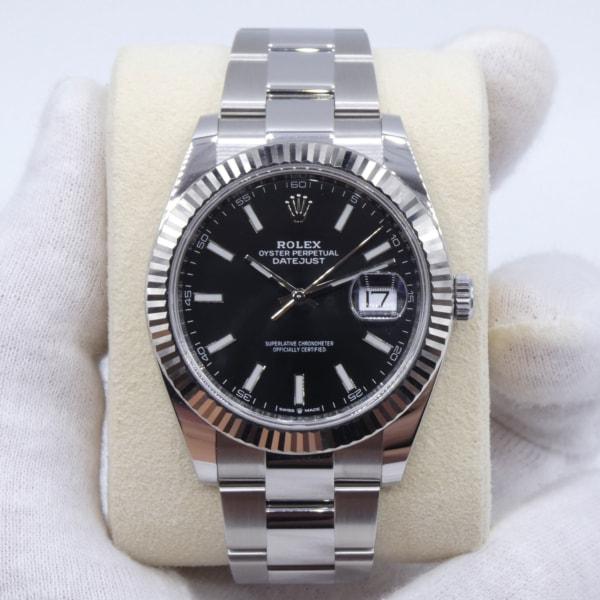 Rolex Datejust 41 Ref 126334
