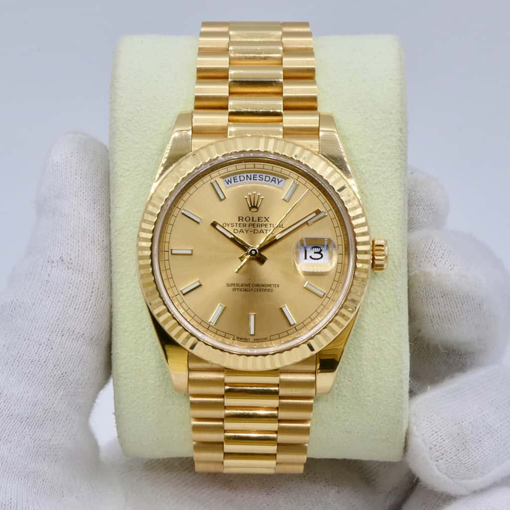 Rolex Day Date 40 Ref 228238
