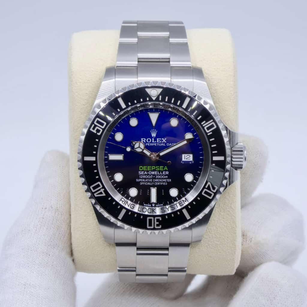 Rolex Deepsea Seadweller D-Blue Ref 126660