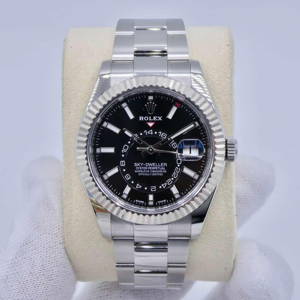 Rolex SkyDweller Ref 326934
